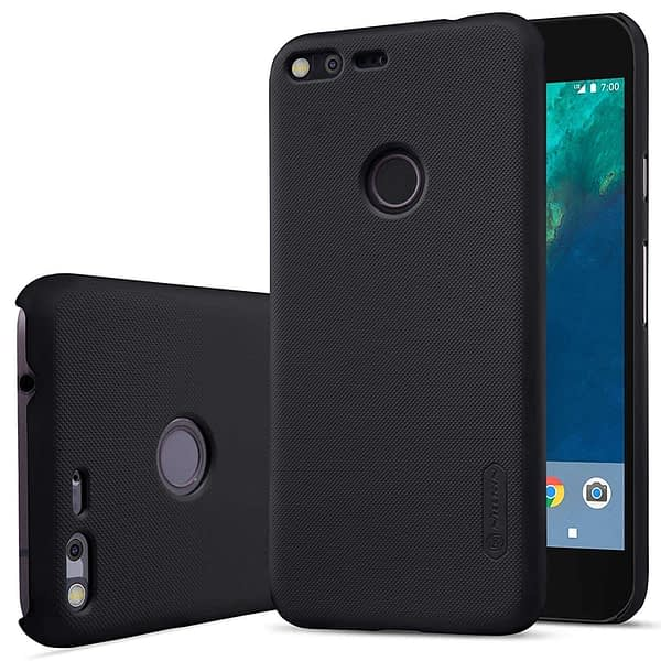 Nillkin Case for Google Pixel Super Frosted Hard Back Cover Hard PC Black 1