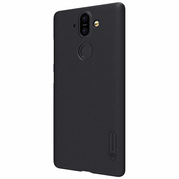 Nillkin Frosted Shield Ultra Thin Hard Grip Plastic Luxury Back Cover Case for Nokia 8 Sirocco, 5.5-inches 3