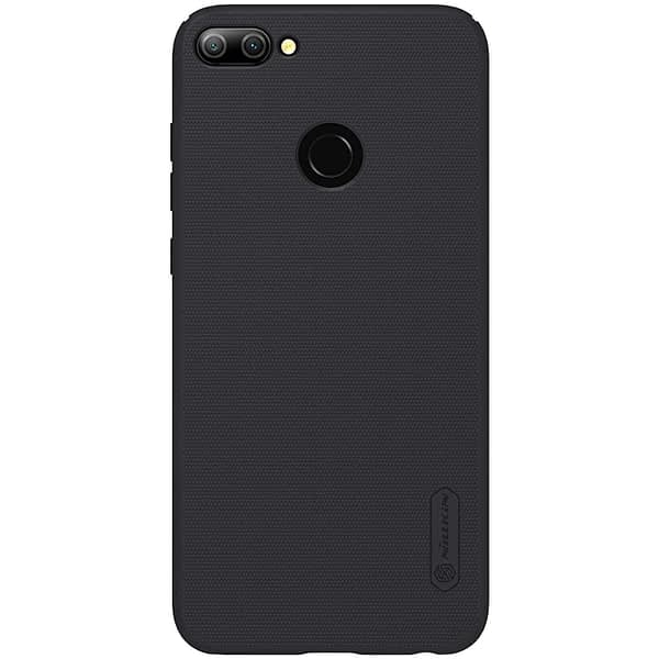 Nillkin Frosted Shield Ultra Thin Plastic Grip Back Cover Case for Honor 9N- (Black) 10