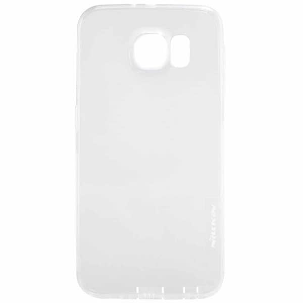Nillkin Nature TPU Case For Samsung Galaxy S6 Edge-White 1