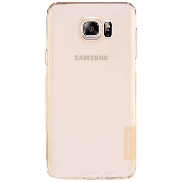 Nillkin Nature TPU case For Samsung Galaxy Note 5 Brown 4