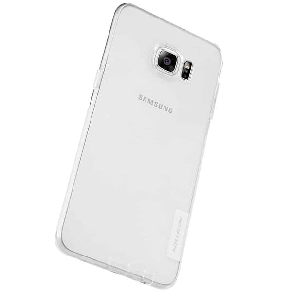 Nillkin Nature TPU case For Samsung Galaxy S6 Edge Plus White 5
