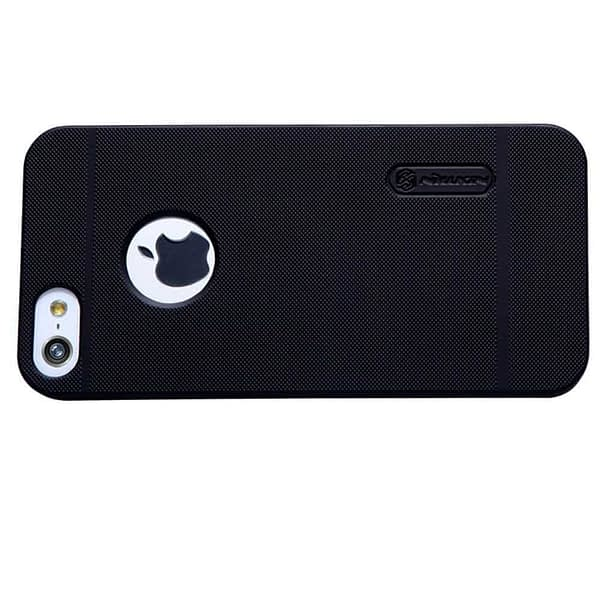 Nillkin Super Frosted Protective Cover Case For Iphone 5 / 5s - Black 4