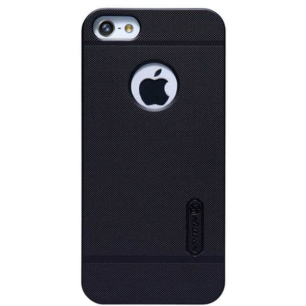 Nillkin Super Frosted Protective Cover Case For Iphone 5 / 5s - Black 1