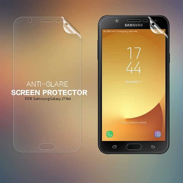 Original Nillkin Matte ANTI-GLARE Screen Guard / Scratch Protector for Samsung Galaxy J7 Nxt 1