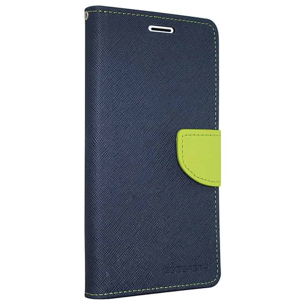 Royal Star Full Protection Fancy Diary Card Wallet Flip Case Back Cover for 1