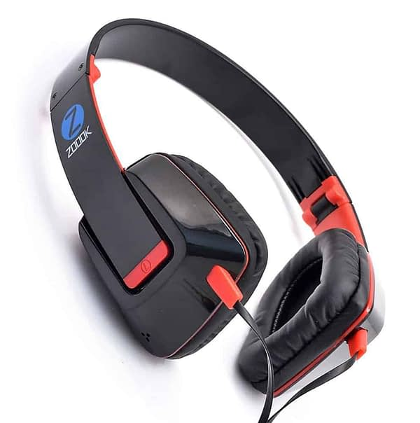 Zoook Headphone with Mic ZM-H605 1
