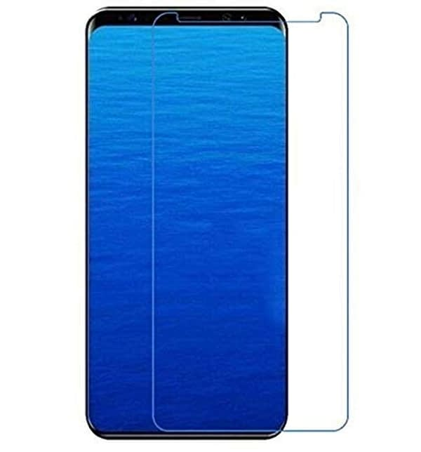 Royal Star 2.5D Curved Edge 0.33mm 9H Tempered Glass Screen Protector Guard for (Samsung Galaxy J4 Plus, Pack of 4Pcs) 1